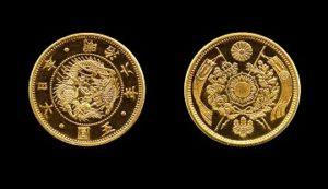 旧5円金貨縮小改定後期